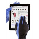 Isotoner smarTouch 2.0 Matrix Nylon Gloves