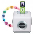 iHome Stereo LED Color Changing Speaker System for iPod