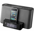 Sony Speaker Dock/Clock Radio for iPod® and 3G iPhone