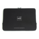 Tucano Neoprene Second Skin Sleeve MacBook 13 Black