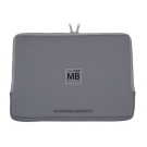 Tucano Neoprene Second Skin Sleeve MacBook 13 Grey