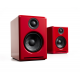 Audioengine A2+R Desktop Speakers in Red